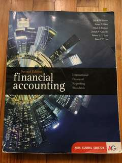 Financial Accounting SMU