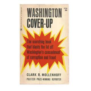 Clark R. Mollenhoff - Washington Cover-Up