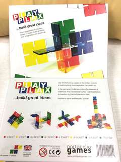 Play Plax - building and educational toy