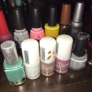 🚚 12 Nail Polish for $15