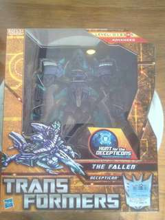 Transformers Movie The Fallen Hunt for the Decepticons (Blue, 2009)