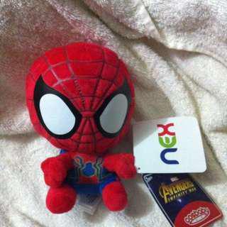 Spider-Man Plushie Nex