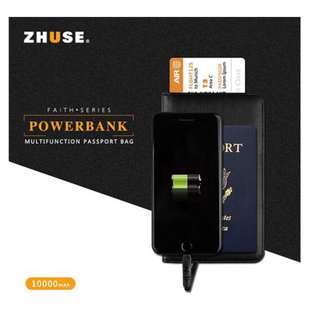 Zhuse Wallet Powerbank