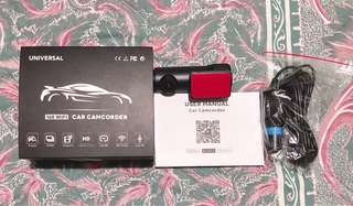 Dash Cam with Wifi Connect