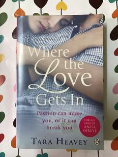 Where the Love Get In by Tara Heavey