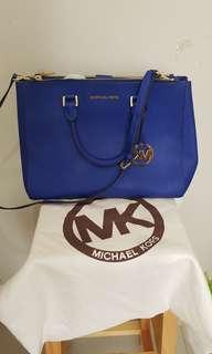 Michael Kors Sutton Large Electric Blue
