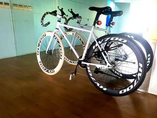 fixie sell or trade with escooter
