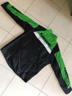 Jaket keren by Kawasaki