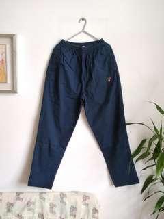 深藍色運動長褲 Dark blue sports pants