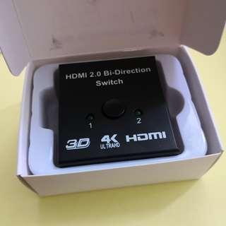HDMI Bi Directional Switch