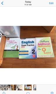 Secondary two books