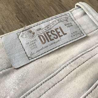 Diesel Limited Edition Distressed Jeans