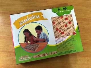 數獨 益智玩具遊戲 sudoku game toy