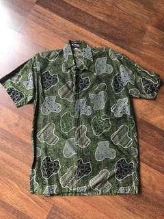 Green Batik Pekalongan