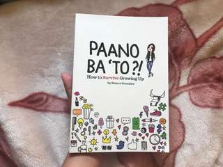 Paano Ba To?! by Bianca Gonzales book