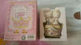 Hello Kitty 結婚音樂座