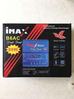 [BNIB] iMAX B6AC Dual Power 80W Balance Charger