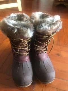 曰本北海道雪靴