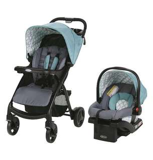 Graco Verb stroller travel system