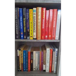 Motivational, Leadership and Wellbeing books