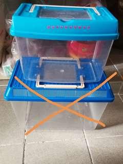 魚缸 養龜缸 飼養箱 膠