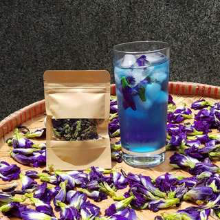MIRACLE Butterfly Pea Flowers (10g)