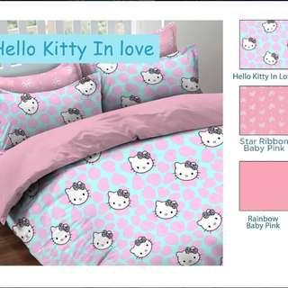 🚚 Hello Kitty Bedsheet