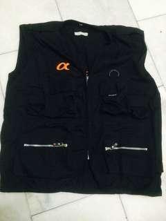 Sony professional jacket