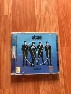The Vamps 'Wake Up' CD