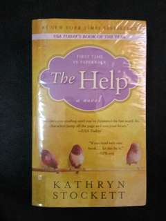 The Help - Katryn Stokett (book)