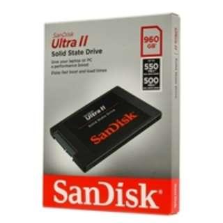 🚚 SanDisk Ultra II 960GB SATA III 2.5-Inch BNIB #Caroupay