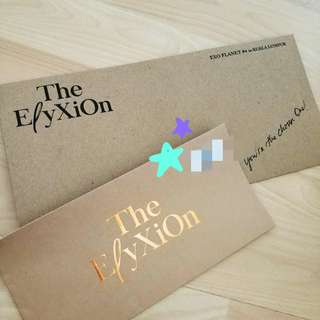 EXO ElyXiOn Envelopes