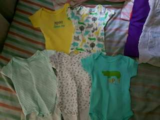 Onenies for baby girl bundle