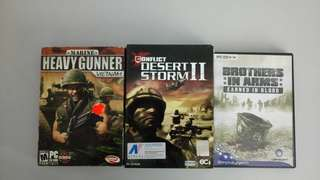 🚚 Assorted PC old school games