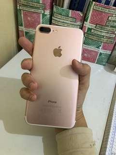IPHONE 7 PLUS 32GB ROSEGOLD