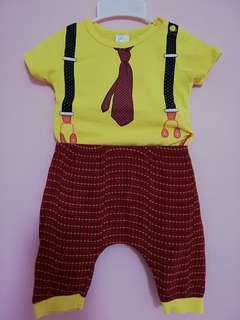 Tenderly baby boy set