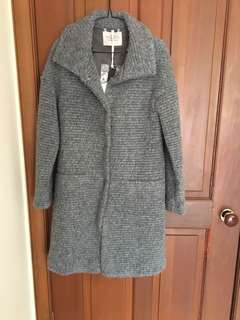 Max & Co Knit Coat, Size S