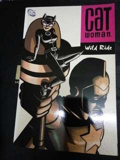 Catwoman Wild Ride (comics)