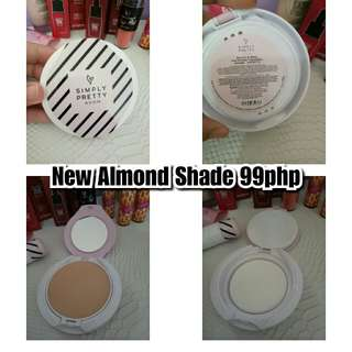 Simple Pretty Foindation Almond Shade