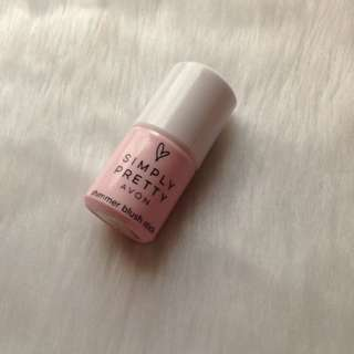 Avon Simply Pretty Cheek Color Blush