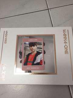 WTT wanna one undivided