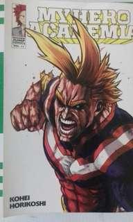 My Hero Academia Volume 11