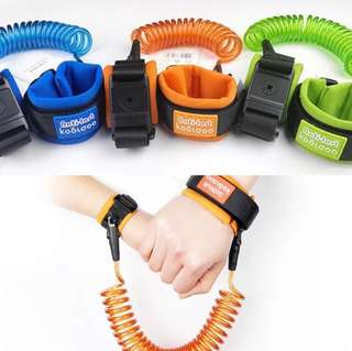 (Ready Stock) Children Anti Lost Harness with Lock & Key