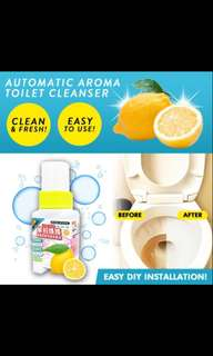 BN automatic Aroma toilet bowl cleaner