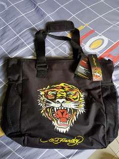 03538d346b Ed Hardy Sling Bag (Authentic)