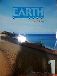 Free Earth our home 2nd Edition Secondary 1 Textbook