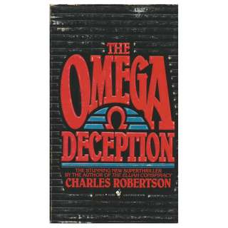Charles Robertson - The Omega Deception