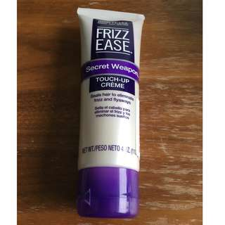 Frizz Ease touch-up cream