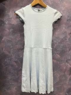 H&M Dress (Light Blue)