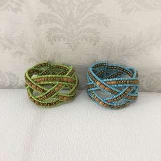 Mote Bracelets